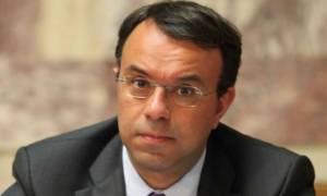 Σταϊκούρας: Με την συγκυβέρνηση ΣΥΡΙΖΑ-ΑΝΕΛ η οικονομία δεν θα επανακκινήσει