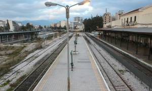 Αλλαγή στις αποβάθρες των τρένων στο σταθμό Λαρίσης