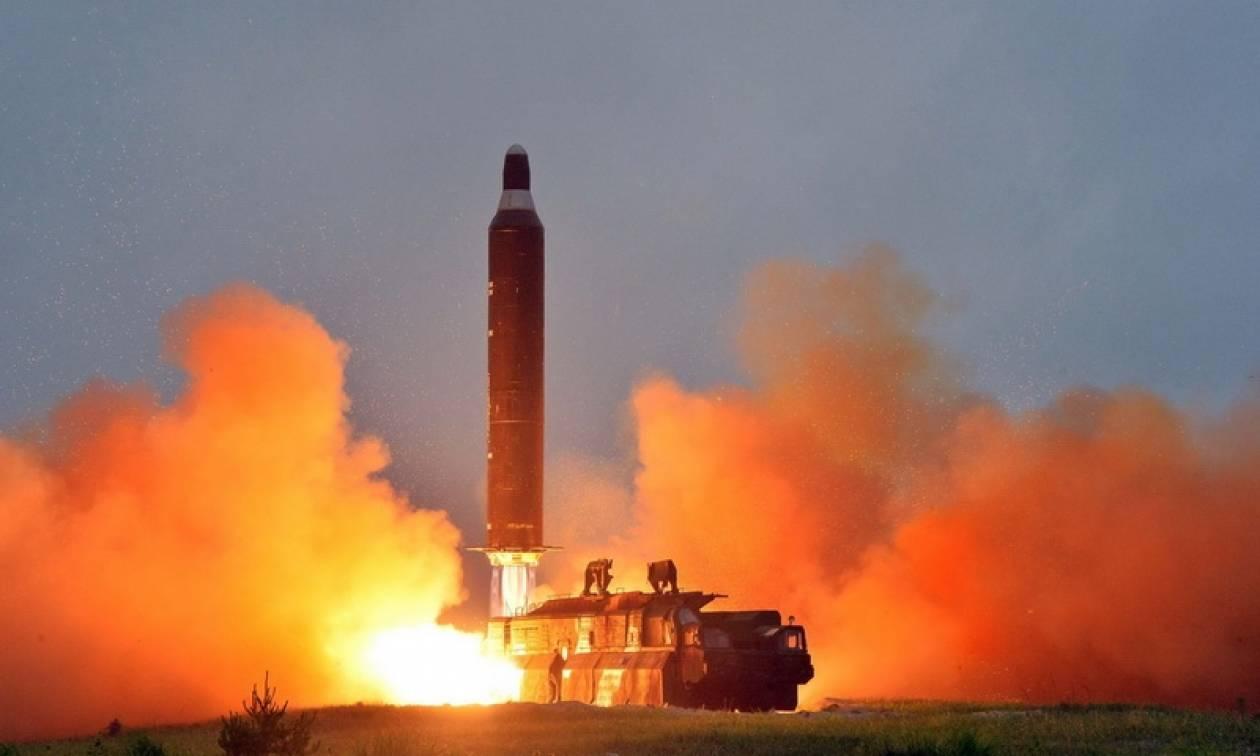 Η Ουάσιγκτον πιστεύει ότι η Β. Κορέα προχώρησε σε δοκιμή διηπειρωτικού βαλλιστικού πυραύλου