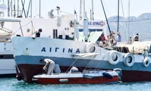 Τραγωδία με αλιευτικό στην Αίγινα: Έτσι «χάθηκαν» οι δύο ψαράδες