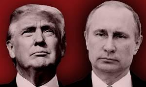 Ποιες παγίδες κρύβει η ιστορική πρώτη συνάντηση Τραμπ - Πούτιν (Vids)
