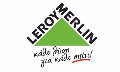 «Ασημένια» η Leroy Merlin στα Event Awards 2017