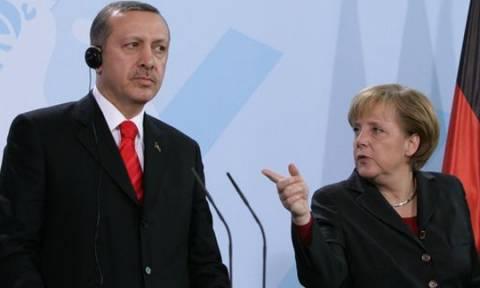 G20: Συνάντηση Μέρκελ - Ερντογάν σε τεταμένο κλίμα