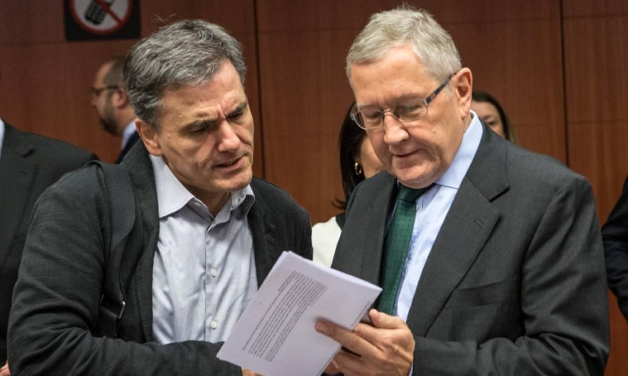 Θρίλερ με τη δόση: Ο ESM μιλάει για εκκρεμότητες αλλά ο Τσακαλώτος βλέπει άμεση εκταμίευση