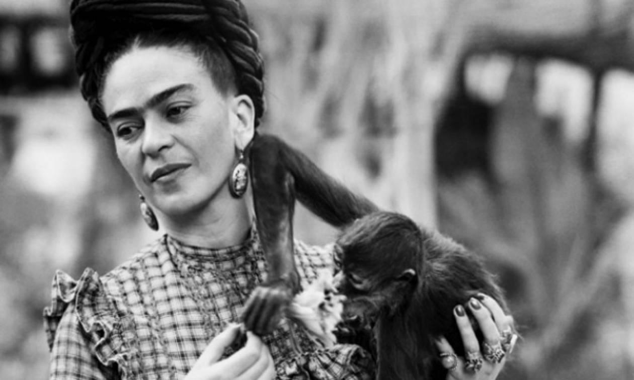 Σαν σήμερα το 1907 γεννήθηκε η ζωγράφος Φρίντα Κάλο