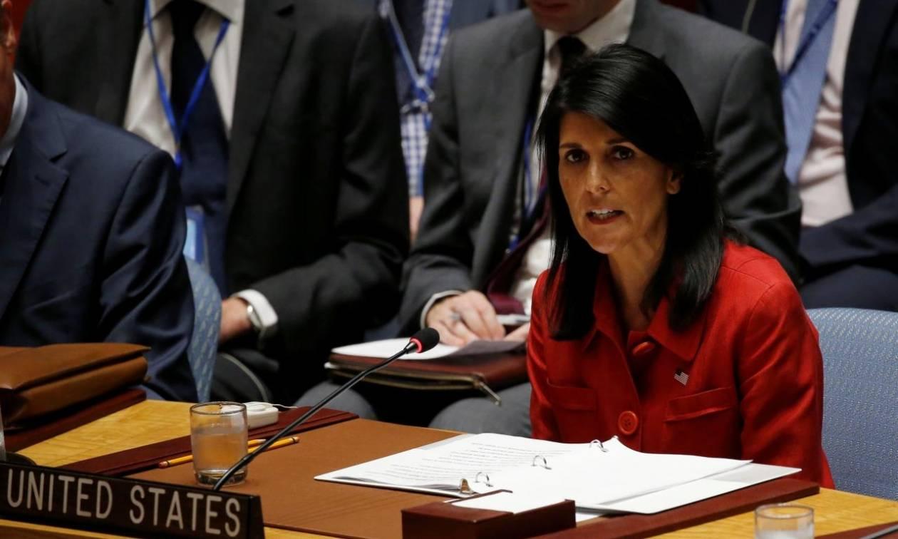 Οι ΗΠΑ απειλούν: Αν χρειαστεί θα επέμβουμε ακόμα και με στρατό στη Βόρεια Κορέα (vid)
