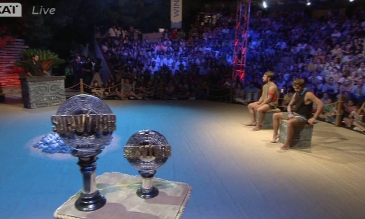 Survivor τελικός: Δεν φαντάζεστε τι έκανε την ώρα του τελικού ο Σπαλιάρας και τον έπιασε η κάμερα