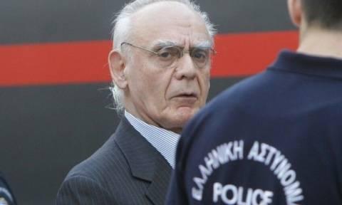 Τσοχατζόπουλος: Σημίτης, Παπανδρέου, Σαμαράς, Βενιζέλος με έβαλαν στη φυλακή