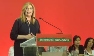 Γεννηματά: Πανικόβλητος ο Τσίπρας ψάχνει σωσίβιο πολιτικής επιβίωσης