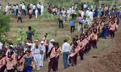 Απίστευτο ρεκόρ Γκίνες: Δεντροφύτεψαν 66 εκατομμύρια δέντρα σε 12 ώρες! (Vid)