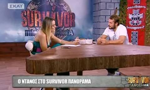 Survivor: «Βόμβες» Αγγελόπουλου για Χανταμπάκη - Δείτε τι αποκάλυψε (vid)