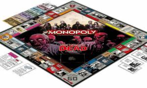 Η Monopoly Walking Dead είναι το επιτραπέζιο που θα λιώσεις το καλοκαίρι