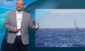Καιρός: Ερχεται νέος καύσωνας; Τι λέει ο Σάκης Αρναούτογλου (video)