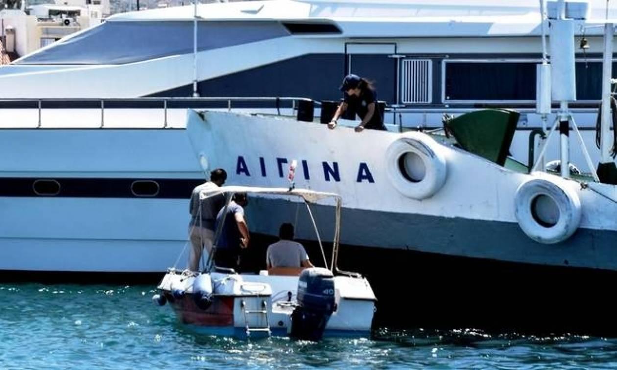 Τραγωδία στην Αίγινα: Ελεύθερος ο πλοίαρχος και ο ναύτης της υδροφόρας