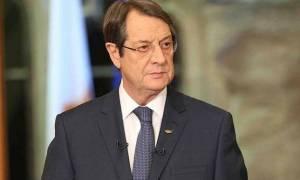 Κυπριακό - Μήνυμα Αναστασιάδη από την Ελβετία: «Χρειάζεται ψυχραιμία και υπομονή»