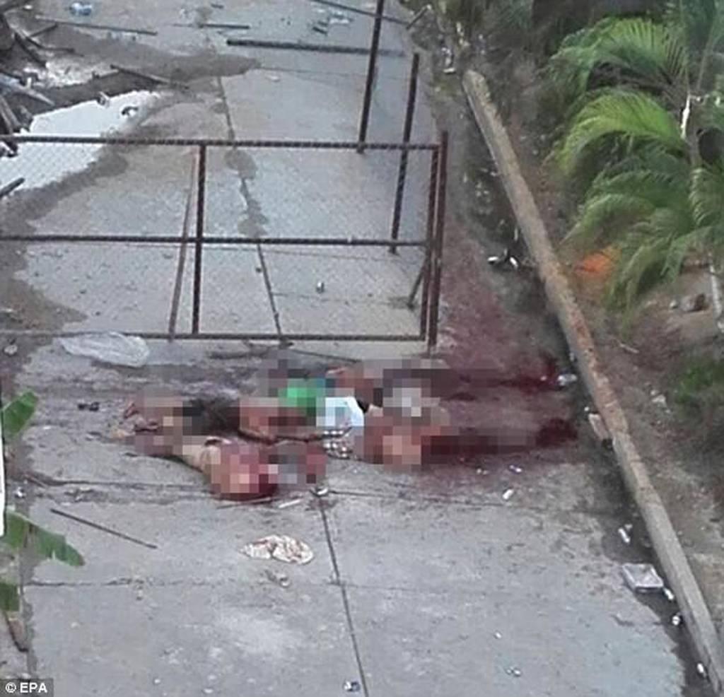 Τραγωδία στο Μεξικό: Αιματηρές συγκρούσεις σε φυλακή – 28 νεκροί (ΣΚΛΗΡΕΣ ΕΙΚΟΝΕΣ)