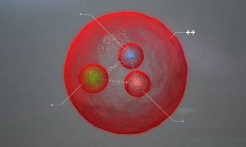 Οι επιστήμονες του CERN ανακάλυψαν ένα νέο σωματίδιο