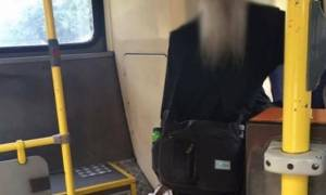 Αποκαλύφθηκε η ταυτότητα του ρασοφόρου που παρενοχλούσε νεαρές κοπέλες σε λεωφορεία