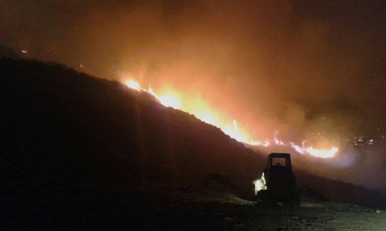 Φωτιά ΤΩΡΑ: Πυρκαγιά στο όρος Σκοπό στη Ζάκυνθο (pics)
