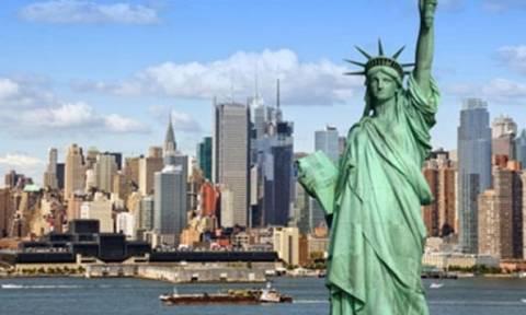 Τώρα το Άγαλμα της Ελευθερίας φτιαγμένο και από... τουβλάκια lego! (pic)