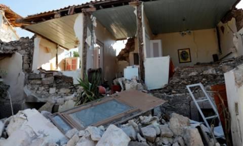 Σεισμός Μυτιλήνη: Υπόσχεση Σκουρλέτη για οικονομική ενίσχυση