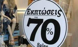 Θερινές εκπτώσεις 2017: Ποια Κυριακή θα είναι ανοιχτά τα καταστήματα
