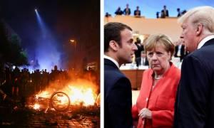 G20: Σε κατάσταση πολιορκίας το Αμβούργο - H ώρα των δύσκολων συγκλίσεων