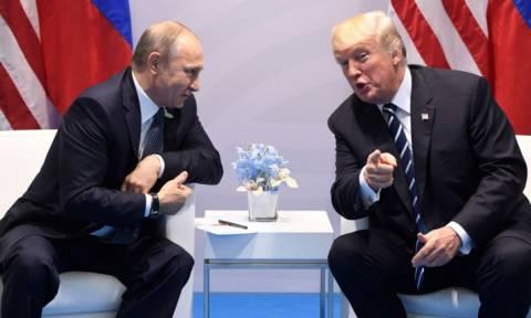 G20: Μια νέα εποχή ανατέλλει μετά την πρώτη συνάντηση Πούτιν - Τραμπ (Vids)