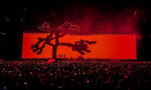 Αμόκ για ένα εισιτήριο: Τριάντα χρόνια μετά οι U2 περιοδεύουν ξανά με το Joshua tree - Δείτε βίντεο
