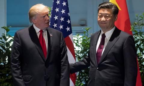 G20: Προσωρινή ανακωχή για ΗΠΑ και Κίνα στο Αμβούργο