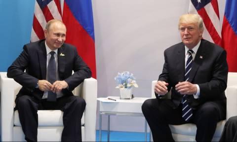 G20: Αποκαλυπτικές λεπτομέρειες για τη συνάντηση με τον Πούτιν έδωσε στη δημοσιότητα ο Τραμπ