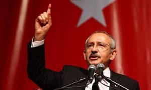 Κιλιτσντάρογλου: «Θα ρίξουμε τα τείχη του φόβου που έχει ορθώσει ο Ερντογάν»