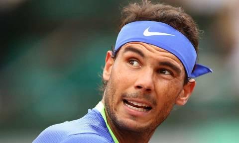 Wimbledon: Το ατύχημα του Ναδάλ λίγο πριν τον αγώνα (vid)