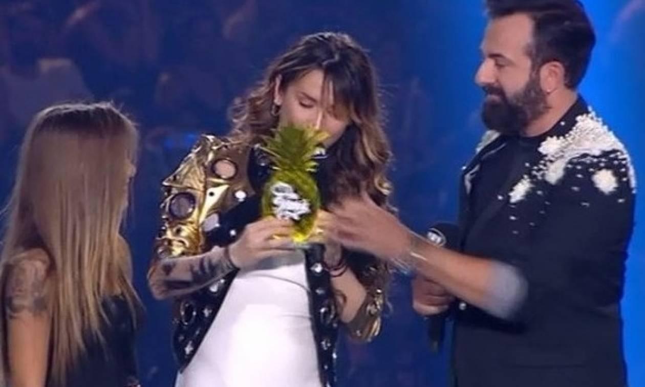 Γιατί «έκοψαν» την Πάολα από τα Mad awards