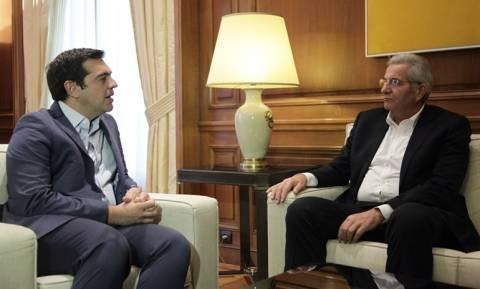 Συνάντηση Τσίπρα – Κυπριανού: Στο επίκεντρο το Κυπριακό