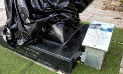 Καβάλα: Χειροπέδες σε τέσσερις για τον βανδαλισμό εβραϊκού μνημείου