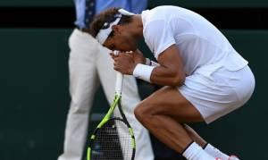 Wimbledon: Εκτός οκτάδας ο Ναδάλ μετά από συγκλονιστικό αγώνα! (vid)
