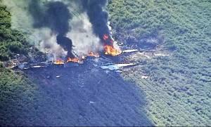 ΗΠΑ: Πτώση αεροσκάφους των Αμερικανών πεζοναυτών στο Μισισίπι - Τουλάχιστον 16 νεκροί