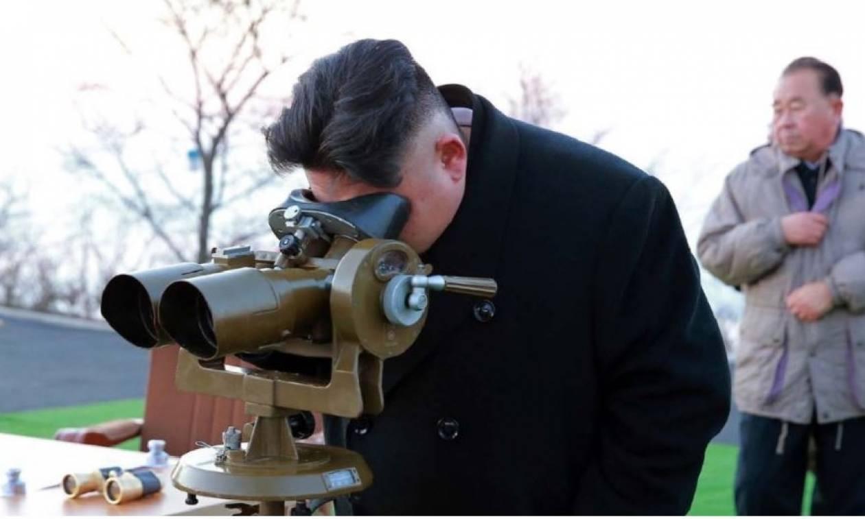 Η Νότια Κορέα αμφισβητεί ευθέως τον Κιμ Γιονγκ Ουν