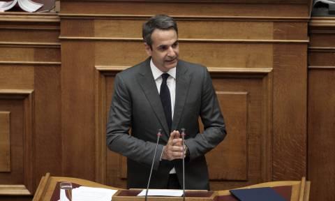 Μητσοτάκης για Κυπριακό: Η εθνική ενότητα δεν είναι σημαία ευκαιρίας