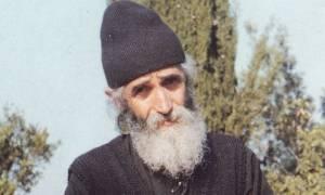 Σαν σήμερα το 1994 εκοιμήθη ο Άγιος Παΐσιος ο Αγιορείτης