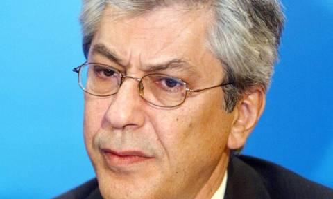 Παραιτήθηκε ο πρόεδρος του Ταμείου Χρηματοπιστωτικής Σταθερότητας
