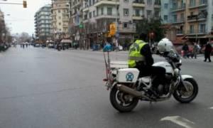 Προσοχή! Κυκλοφοριακές ρυθμίσεις στη Θεσσαλονίκη λόγω Γιουνκέρ