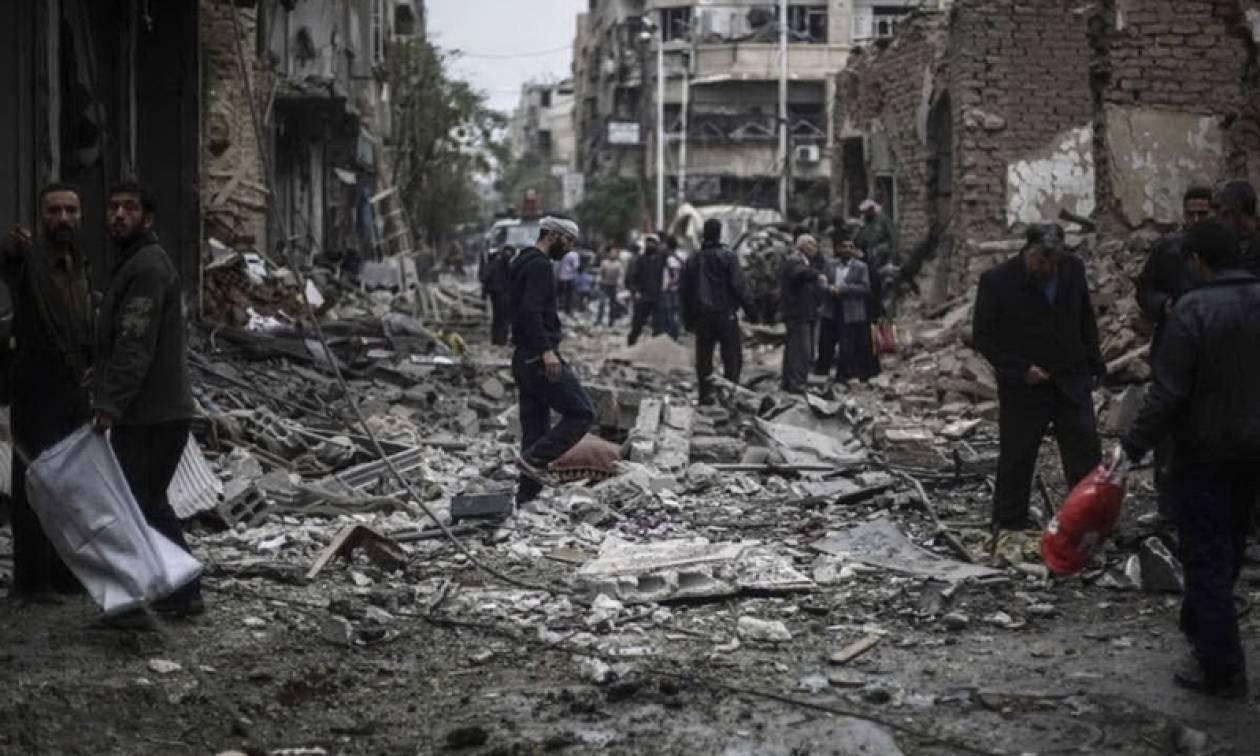 ΟΗΕ: Έως 50.000 οι άμαχοι εγκλωβισμένοι στη Ράκα