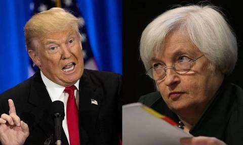 Politico: Ο Τραμπ θα αντικαταστήσει τη Γέλεν στην προεδρία της Fed