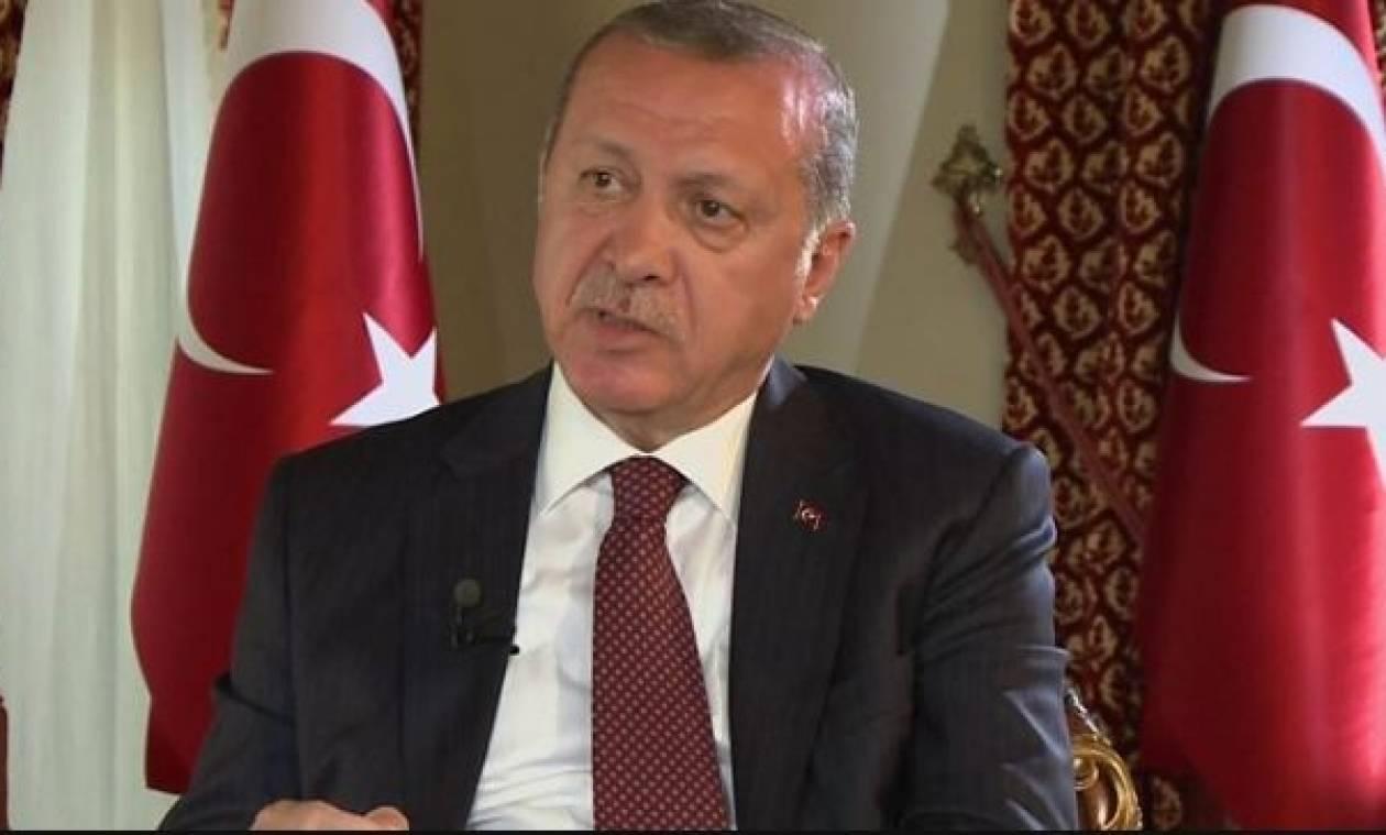 «Ξέσπασμα» Ερντογάν στο BBC: Η Ευρωπαϊκή Ένωση σπαταλά το χρόνο μας (Vid)