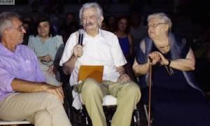 Θρήνος στη Μυτιλήνη: Πέθανε ο Κώστας Δούκας