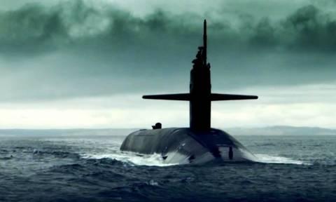 Αυτή είναι η υποβρύχια φονική μηχανή των ΗΠΑ που πλέει στην κυπριακή ΑΟΖ (vid)