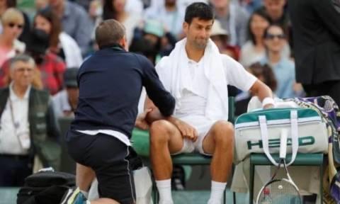Wimbledon: Αποσύρθηκε λόγω τραυματισμού ο Τζόκοβιτς - Αποκλείστηκε ο Μάρεϊ!