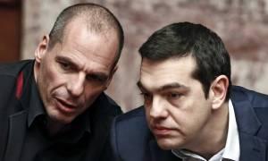 Νέες αποκαλύψεις Βαρουφάκη: Ο Τσίπρας είχε το σχέδιο παράλληλων πληρωμών από το 2012